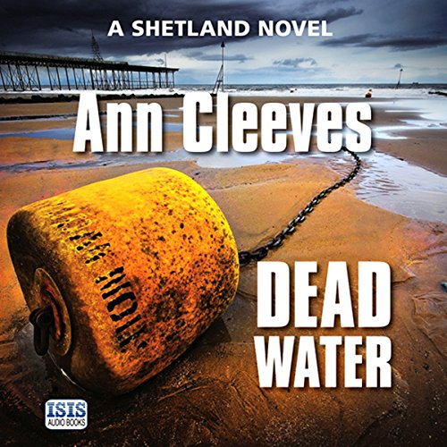 Dead Water audiobook cover art