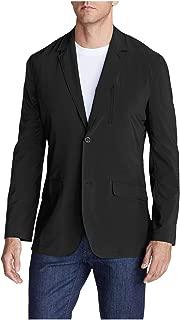 Men's Departure Tropical-Weight Packable Blazer