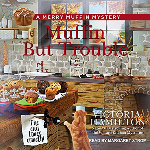 Muffin but Trouble Audiobook By Victoria Hamilton cover art