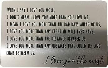 anniversary card inserts