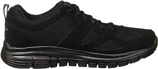 Skechers Burns 52635-bbk, Zapatillas para Hombre