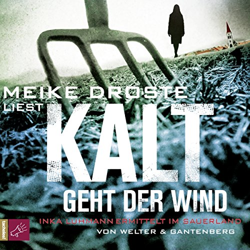 Kalt geht der Wind audiobook cover art