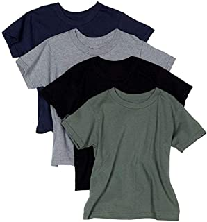 byHanes Men's ComfortSoft T-Shirt (Pack of 4) Ê