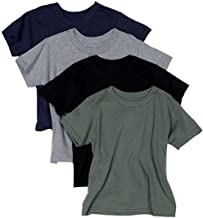 Hanes byHanes Men's ComfortSoft T-Shirt (Pack of 4) Ê