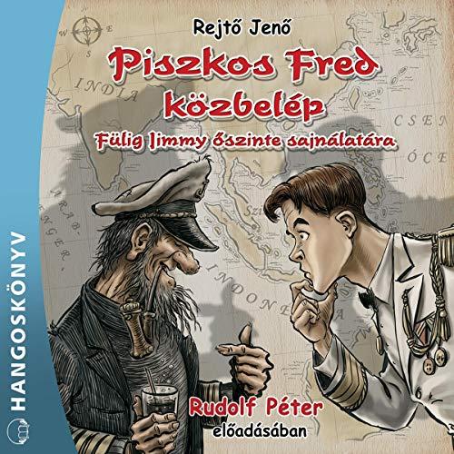 Piszkos Fred közbelép cover art