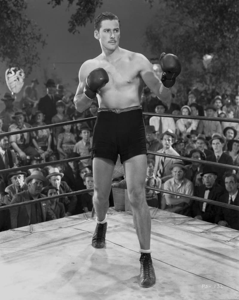 Errol Flynn Posed in Boxer Shorts 30 x All items Excellence the store Print 24 Photo