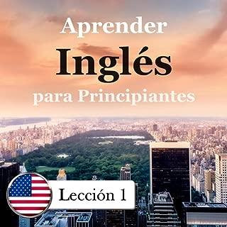 Aprender Inglés para Principiantes: Lección 1