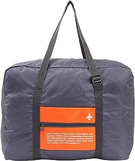Ganghuo Sac de rangement portable pliable grande capacité pour voyage d'affaires, 47 x 19 x 37 cm
