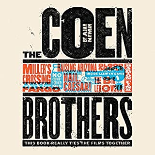 The Coen Brothers audiobook cover art