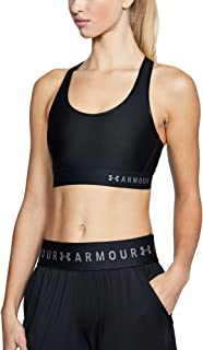 Under Armour Women's Armour Mid Keyhole Sports Bra