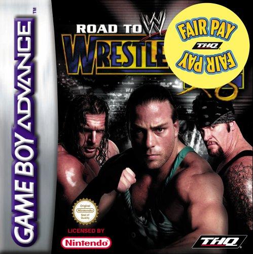 WWE - Road to Wrestlemania X8 - Fair Pay