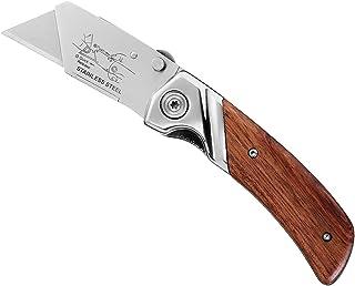 STANLEY 0-10-073 - Cuchillo Plegable empuñadura de Madera