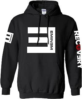 Unisex Hoodie Rap Jacket Fleece Hip Coat Adult Hop Sweatshirt Front Pocket