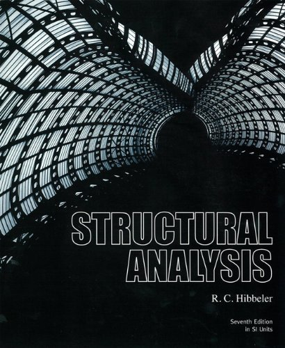 Structural Analysis SI (7th Edition) 7th edition by Hibbeler, Russell C. (2008) Paperback