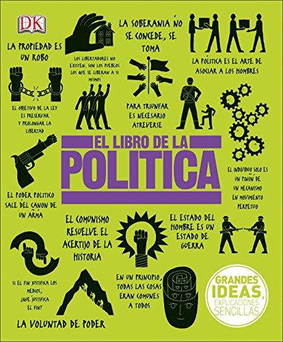 El Libro de la Política (Big Ideas Simply Explained)