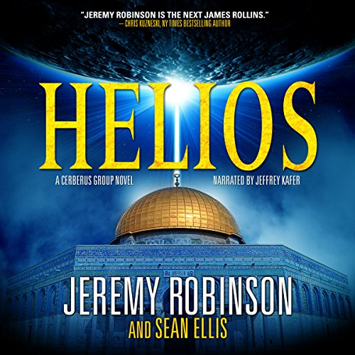 Helios audiobook cover art