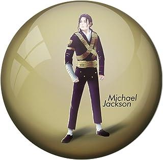 AVI Fridge Magnet with Yellow Colour Michael Jackson Design MR8000138