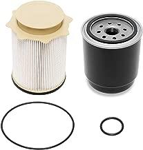 Wisamic 6.7L Cummins Diesel Filter Set for 2013-2018 Dodge Ram 2500 3500 4500 5500 6.7L Cummins Turbo Diesel Engines, Fuel Filter Water Separator Set Replace 68197867AA 68157291AA