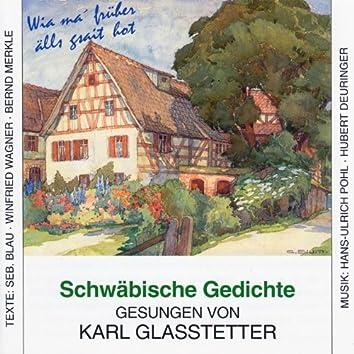 Karl Glasstetter singt Schwäbische Gedichte