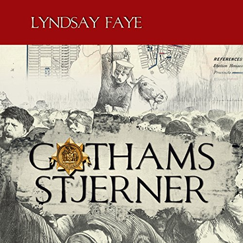 Gothams stjerner audiobook cover art