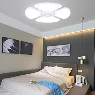 LEDシーリングライト Bluetooth音楽シーリングライト 48W 8畳~12畳 RGB調光調色 Bluetoothスピーカー内蔵 スマホAPPで制御 常夜灯機能 音楽再生 照明器具 天井照明 子供部屋リビング寝室和室用 工事不要 簡単取付...