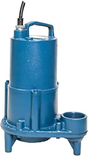 submersible pump dimensions