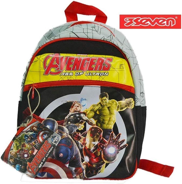 Kindergarten Rucksack Sieben The Avengers School Nursery School B010GG6R5O | Authentisch