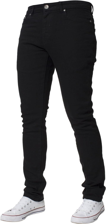 Kruze online shop Designer Mens Fixed price for sale Skinny Fit Jeans Slim Denim Pants Stretch Al