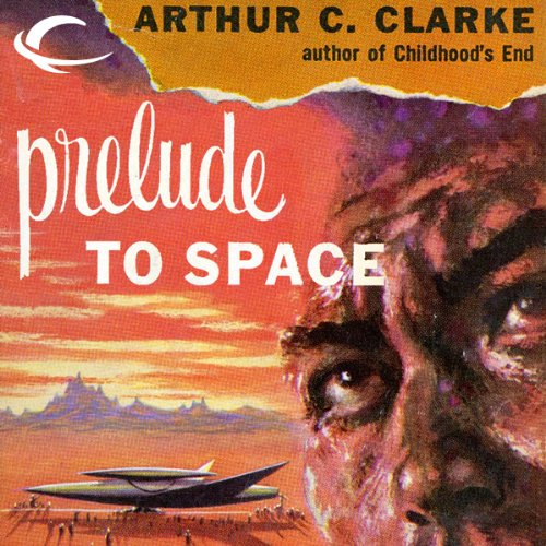 Prelude to Space audiobook cover art