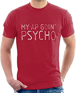post malone psycho t shirt