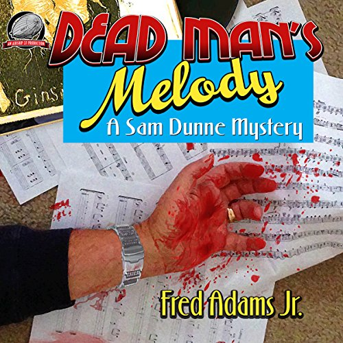 Dead Man's Melody audiobook cover art