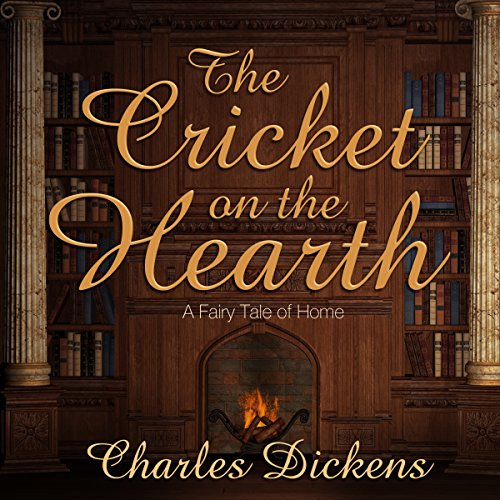 The Cricket on the Hearth audiobook cover art