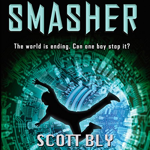 Smasher audiobook cover art