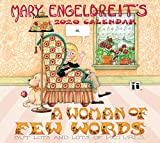 Mary Engelbreit 2020 Deluxe Wall Calendar: A Woman of Few Words