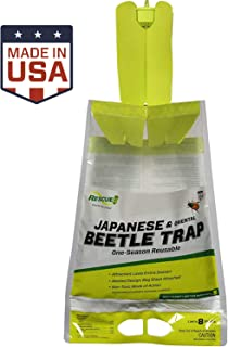 RESCUE! Japanese & Oriental Beetle Trap – One Season, Reusable