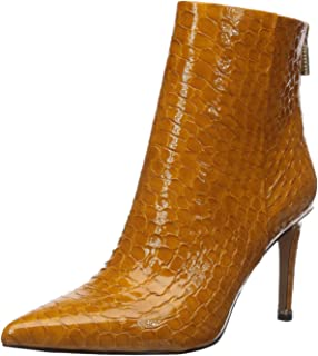 Kenneth Cole New York Women's Riley 85 Simple Bootie Ankle Boot, Sunset, 11 Medium US