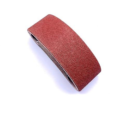 Sold in packages of 2 Aluminum Oxide 100 Grit 17997 VSM Abrasive Belt Pkg Qty 2, 37 X 60