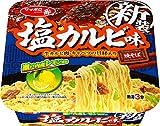 サッポロ一番 塩カルビ味焼そば 109g ×12食
