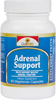 Premium Adrenal Support Supplements for Cortisol Manager, Adrenal Health & Stress Relief - 100% Natural w/Herbals to Fight...