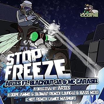 Stop Freeze (feat. Blackout JA & Carasel) [feat. Blackout JA & Carasel]