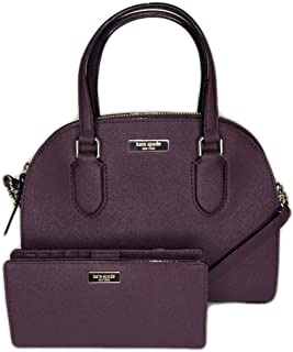 Kate Spade New York Laurel Way Mini Reiley WKRU5639 bundled with matching Stacy Wallet