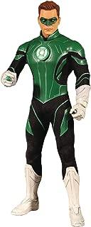 Mezco One: 12 Collective: DC Green Lantern Hal Jordan Action Figure, Multicolor