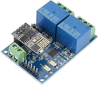 Dual Channel relais, 5 V, ESP8266, Wifi-relais, dual-kanaals relais, IOT Smart Home Telefoon, APP Remote Switch