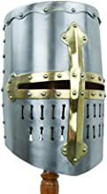 Armorvenue: 13th Century Great Helm - 16 Gauge