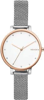 Skagen Hagen Women's White Dial Stainless Steel Analog Watch - SKW2662