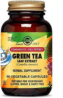 Best solgar green tea leaf extract Reviews