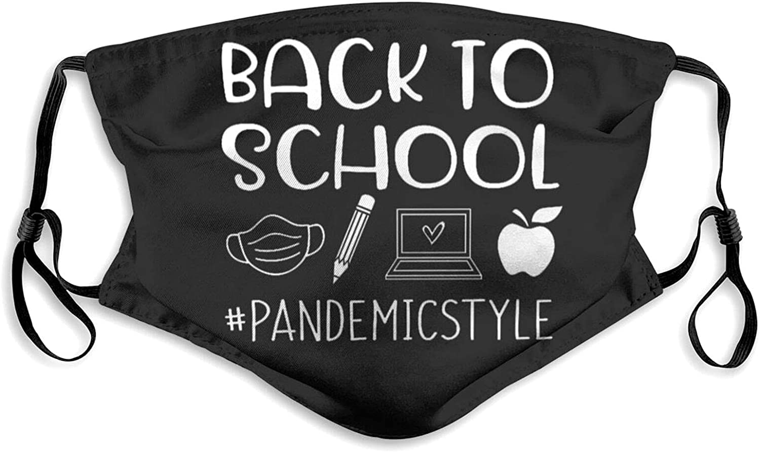 Face Masks Adjustable Back To School Off Max 78% OFF Finally popular brand Pop For Style Mask