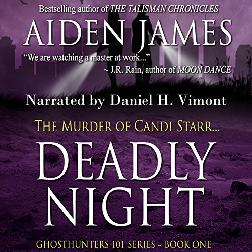 Deadly Night: The Murder of Candi Starr audiobook cover art