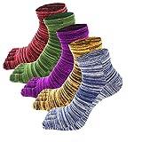 5本指ソックス メンズ 靴下 5本指 スポーツソックス 25~28cm ビジネスソックス 抗菌防臭 綿 蒸れない 破れにくい 丈夫な靴下 水虫対策 通気性抜群 四季適用 Dreecy (5色G)