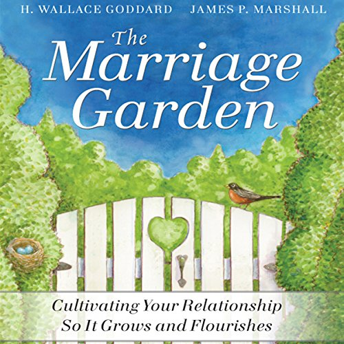 The Marriage Garden audiobook cover art